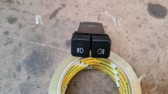 MAZDA MX5  (MK2.5 2001 - 2005)  DUAL / TWIN FOG LAMP SWITCH / FOG LIGHT SWITCH